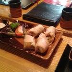 Фото Тануки в соцсетях