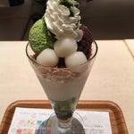 Photo taken at nana's green tea 東京スカイツリータウンソラマチ店 by ny7ny T. on 3/23/2015