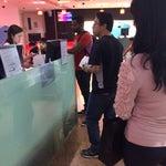 Photo taken at Singtel Comcentre iPhone Tech Desk by Elena L. on 1/25/2014