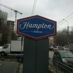 Фото Hampton by Hilton Voronezh в соцсетях