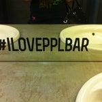 Фото PPLBAR в соцсетях