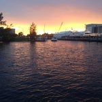 Photo taken at Intracoastal Waterway by Alana T. on 7/5/2014