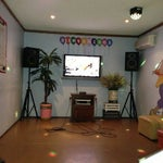 Photo taken at London Karaoke by José Antonio C. on 7/28/2013