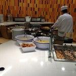 Photo taken at Intuit Bayside Cafe by John B. on 3/13/2013