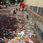 Photo taken at SGA-Secretaria de Gestão Administrativa by Cristiano L. on 10/8/2012