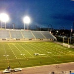 Photo taken at Hersheypark Stadium by Scott J. on 10/28/2012