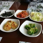 Photo taken at Huwon Restaurante Coreano by J C. on 8/31/2014