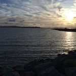 Photo taken at Point Emery Park by Caitlin G. on 4/4/2014
