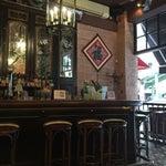 Photo taken at Peak Café & Bar 山頂餐廳酒吧 by youngsuk l. on 4/4/2015