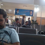 You can't be sure if your flight is on time or not. And like other airports in Iran there's no internet for passengers.
