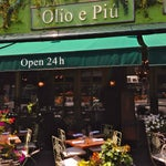 Photo taken at Olio e Piú by The Corcoran Group on 7/18/2013