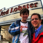 Photo taken at Red Lobster by Jason C. on 3/8/2013
