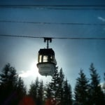 Photo taken at Whistler Village Gondola by Marcus A. on 3/30/2013