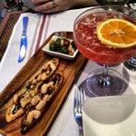 Photo taken at Barbuzzo Mediterranean Kitchen & Bar by Andy G. on 9/20/2013