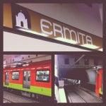 Photo taken at Metro Ermita (Líneas 2 y 12) by Roo S. on 11/2/2012