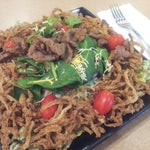 Photo taken at Nothing But Noodles by AhBoon N. on 3/21/2013