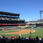 Photo taken at Safeco Field by Pierson L. on 9/1/2012