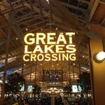 Photo taken at Great Lakes Crossing Outlets by Miss C. on 4/29/2012