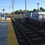 Photo taken at North Avenue Light Rail Station by Артем К. on 5/10/2012