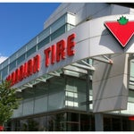 Photo taken at Canadian Tire by jenneyluong on 6/9/2012