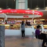 Photo taken at Si Espresso by Liubov S. on 4/3/2012