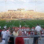 Photo taken at Tully Stadium by Adrian A. on 8/28/2011