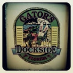 Photo taken at Gator's Dockside by Haley C. on 9/8/2012