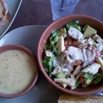 Photo taken at Panera Bread by Lauren T. on 7/22/2012