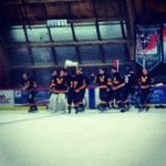 Photo taken at The Rinks Anaheim Ice by Katie M. on 7/23/2012
