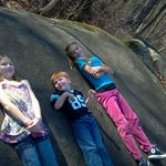 Photo taken at Torrence Creek Greenway by Corey S. on 1/7/2012