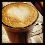 Photo taken at Nadeje Cafe by Ivan K. on 5/20/2012