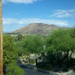 Photo taken at Sanctuary Resort on Camelback by Jaime P. on 10/3/2011