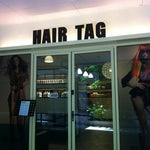 Photo taken at Hair Tag by Alex T. on 1/20/2011