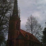 Photo taken at Peter-Paul-Kirche by Christian P. on 5/3/2012