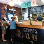 Photo taken at Geoff's Superlative Sandwiches by Laura C. on 7/30/2011