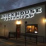 Photo taken at Brick House Tavern + Tap by Al D. on 3/23/2012
