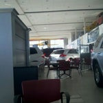 Photo taken at Le Mieux & Son Toyota by Brooke A. on 2/9/2012