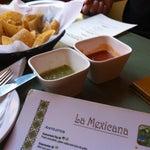 Photo taken at La Mexicana by Daniel A. on 8/16/2012