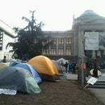 Photo taken at Vancouver Art Gallery by Brian L. on 10/18/2011