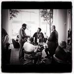 Photo taken at Westin Lobby Bar by Baratunde on 9/5/2012