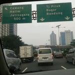 Photo taken at Jalan MT Haryono by Viennaelle on 7/13/2012
