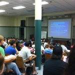 Photo taken at Pastore Hall by Jay S. on 9/28/2011