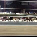 Photo taken at Maywood Park Racetrack by Sonya V. on 6/16/2012