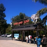 Photo taken at Oakland Zoo by Mike on 6/9/2012