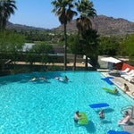 Photo taken at Sanctuary Resort on Camelback by Irene L. on 4/29/2012