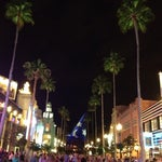 Photo taken at Hollywood Boulevard by Betsy B. on 2/16/2012