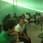 Photo taken at Esc. Sec. Técnica No. 1 (ETI) by Karla C. on 5/22/2012