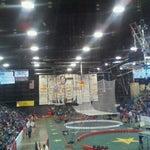 Photo taken at Hartman Arena by Tiarrah J. on 2/11/2012