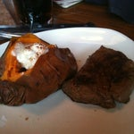 Photo taken at Outback Steakhouse by Kristin B. on 5/13/2012