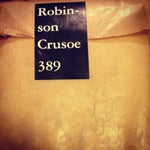 Photo taken at Robinson Crusoe by Christine R. on 8/27/2012
